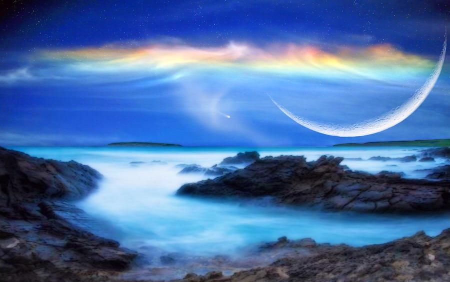 Horizon by welshdragon