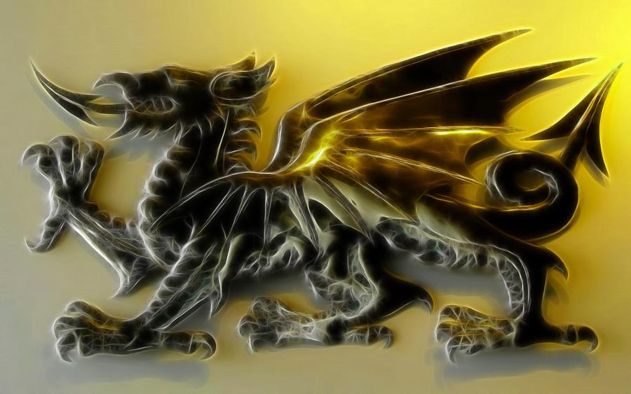 Cymru Dragon 6 by welshdragon