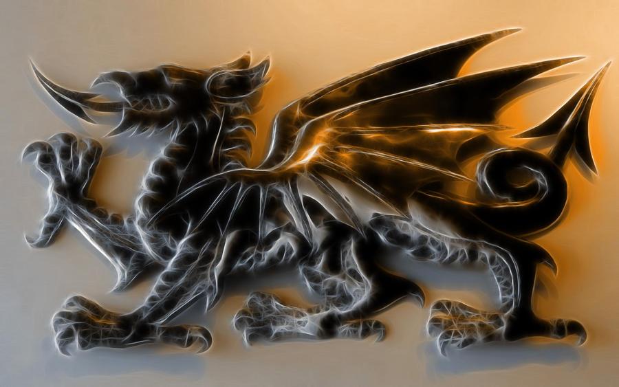 Cymru Dragon 7 by welshdragon