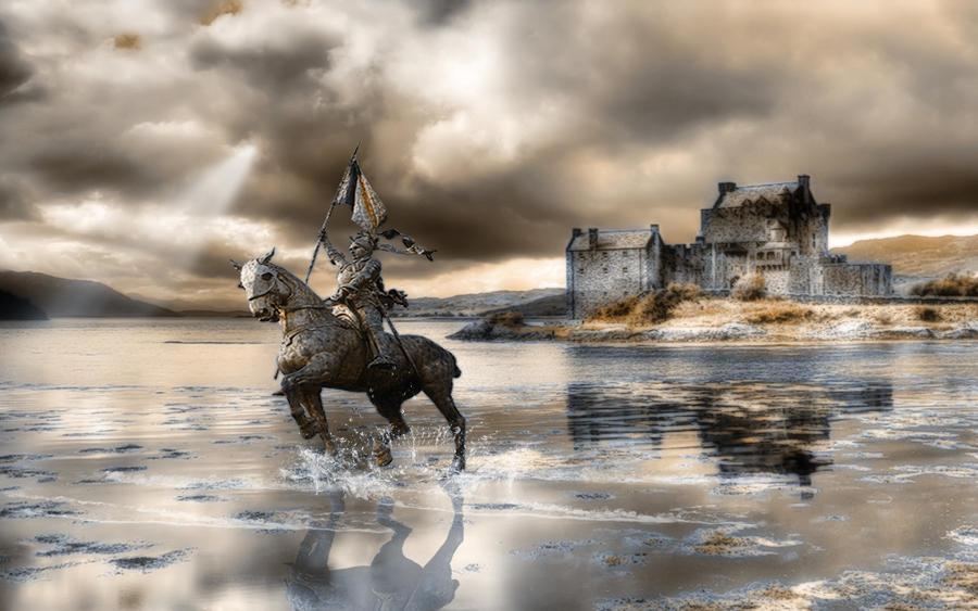Warrior Queen 2 by welshdragon