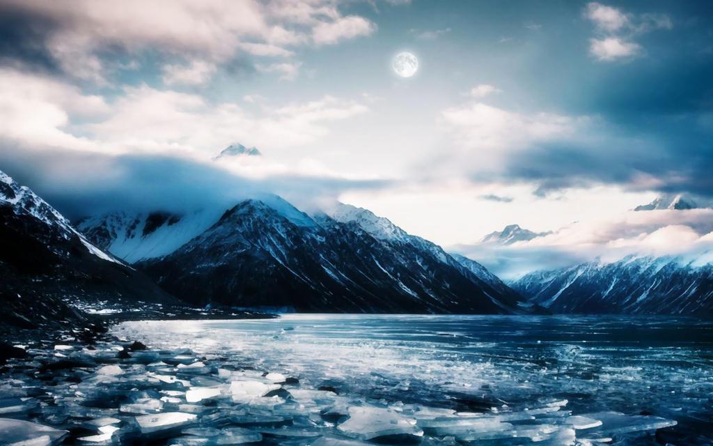 Winter by welshdragon