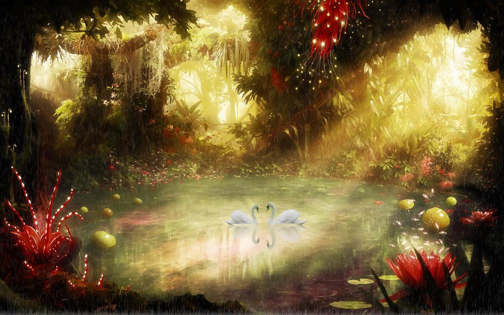 Fantasyland 2 by welshdragon