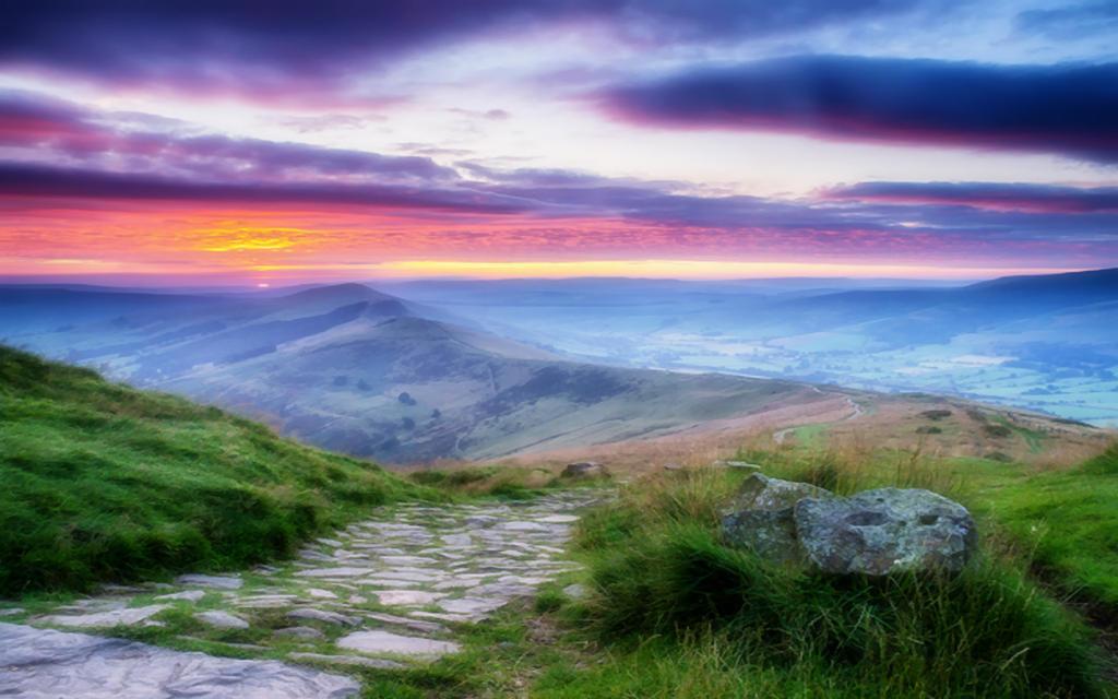 Early Dawn by welshdragon