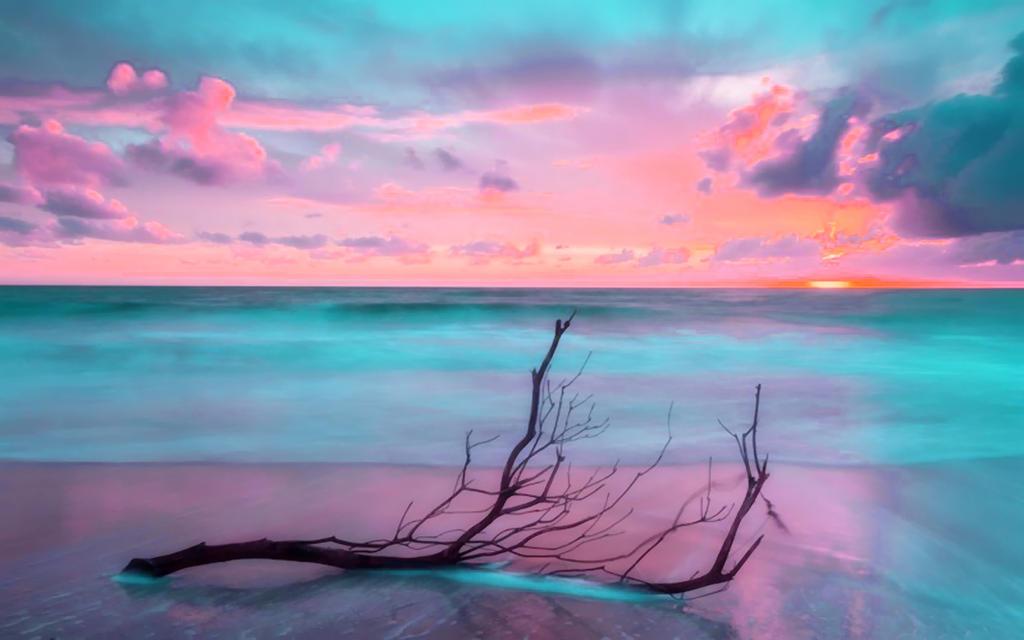 Fragile Sea 8 by welshdragon