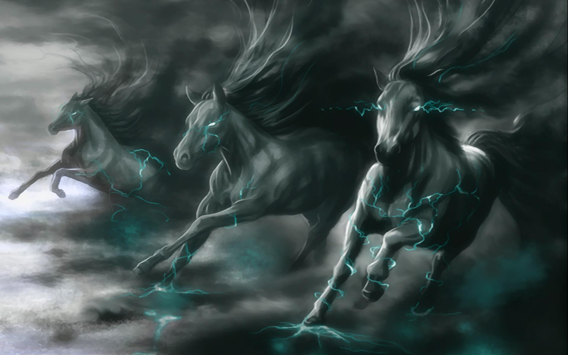 wallpaper horse tonight welshdragon - photo #4