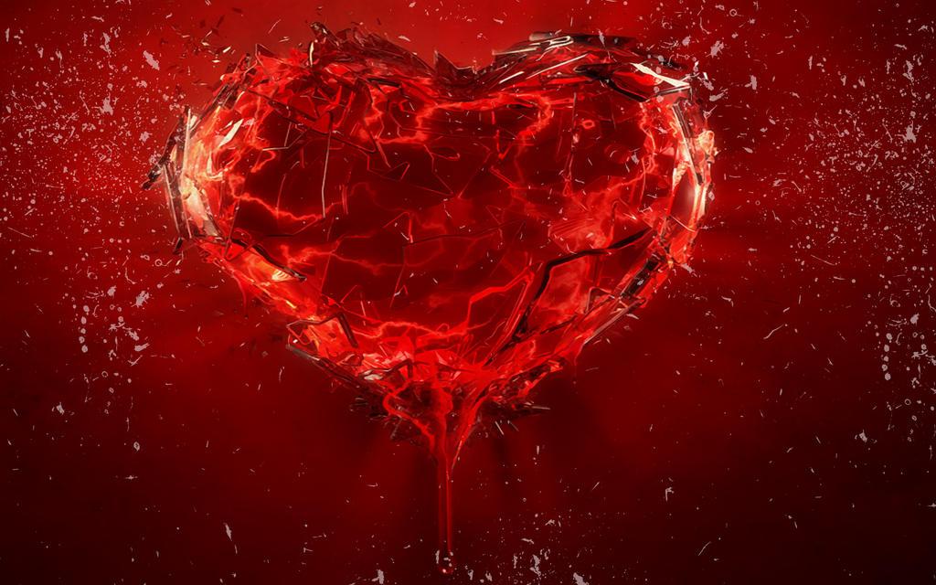 Shattered Heart by welshdragon