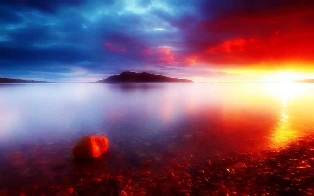 Isles Of Balindore by welshdragon