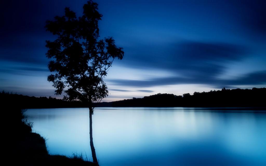 The Lake by welshdragon