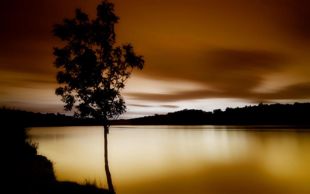 The Lake 2 by welshdragon