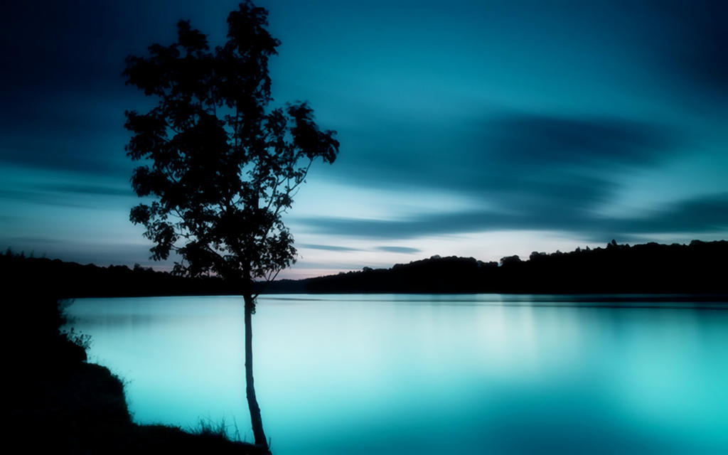 The Lake 5 by welshdragon