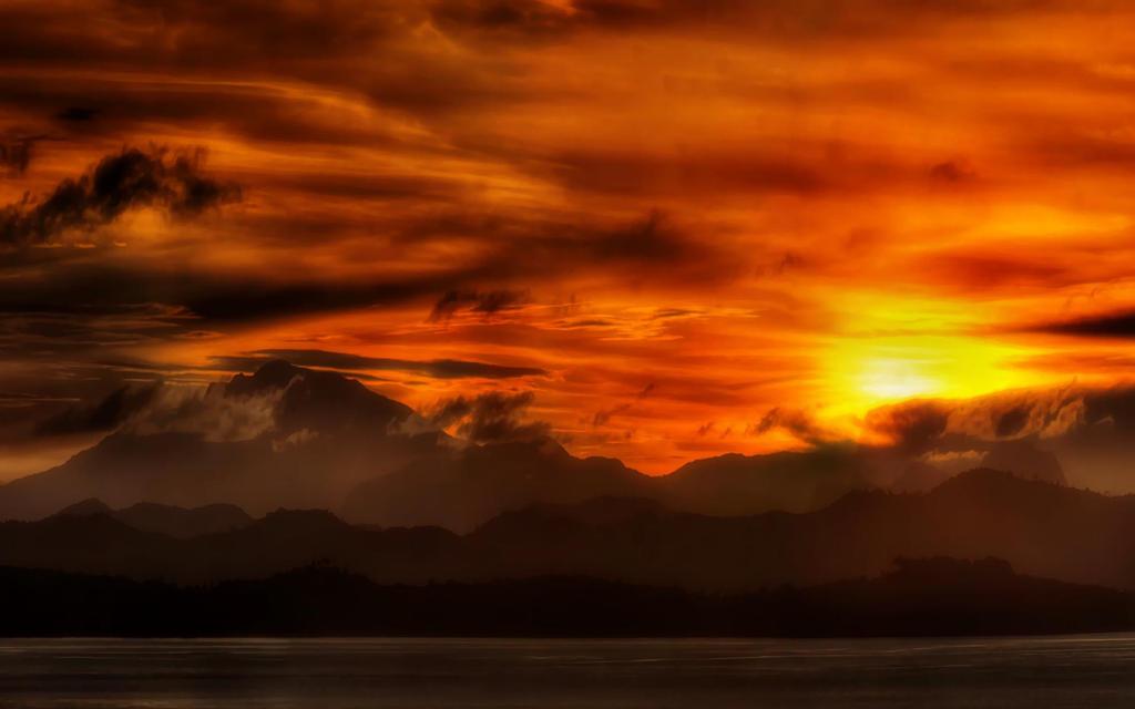 Fading Light by welshdragon