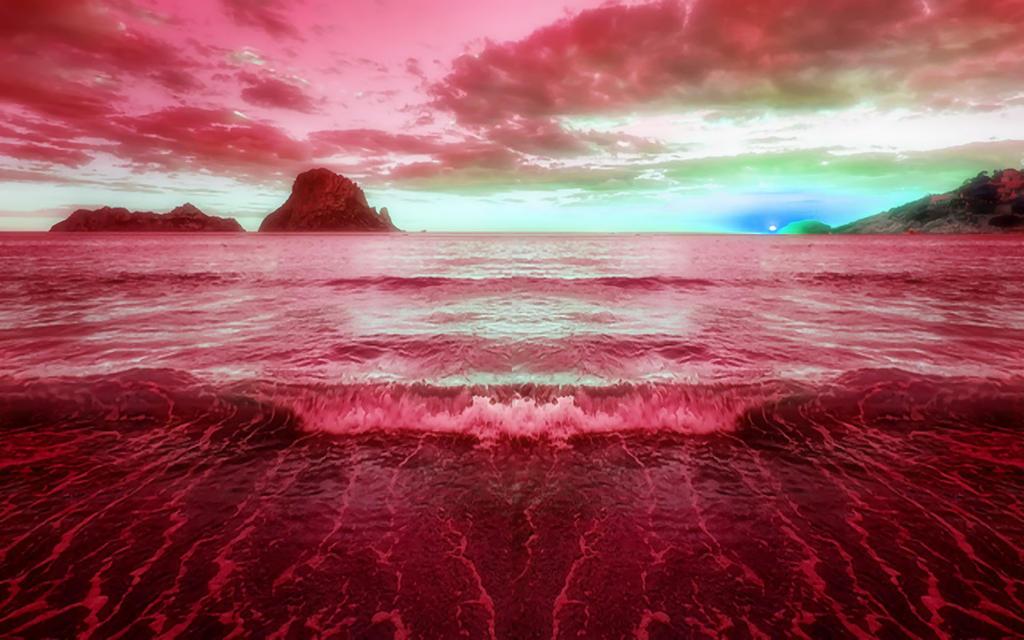 Sea Of Dreams 12 by welshdragon