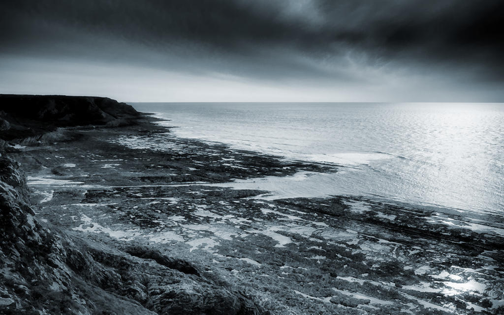 Sea Bay by welshdragon