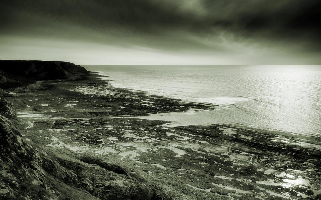 Sea Bay 3 by welshdragon
