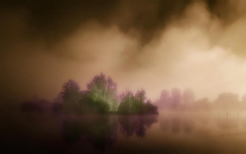 Descending Mist by welshdragon