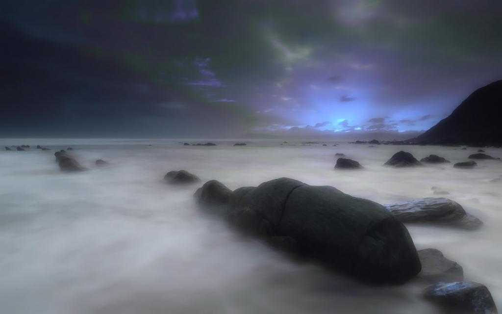Ocean Mists 2 by welshdragon