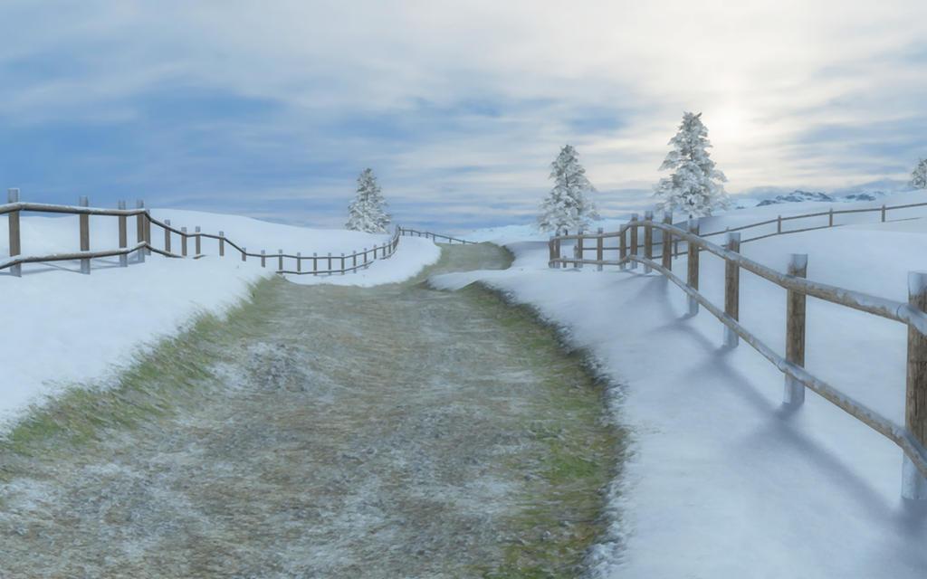 A Winter's Tale by welshdragon