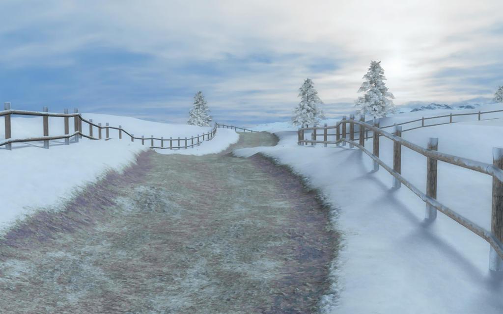 A Winter's Tale 6 by welshdragon