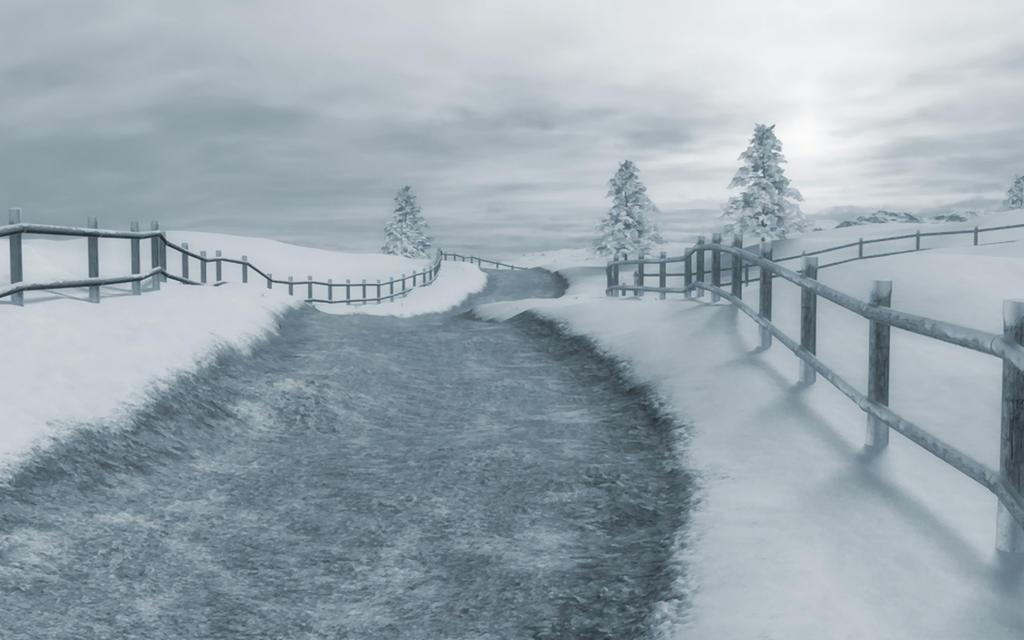 A Winter's Tale 8 by welshdragon