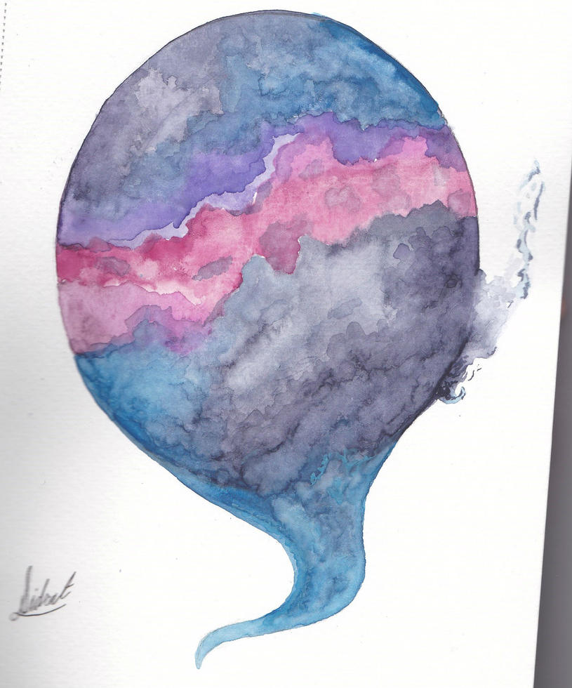 Nebula by Sidrat-Habib