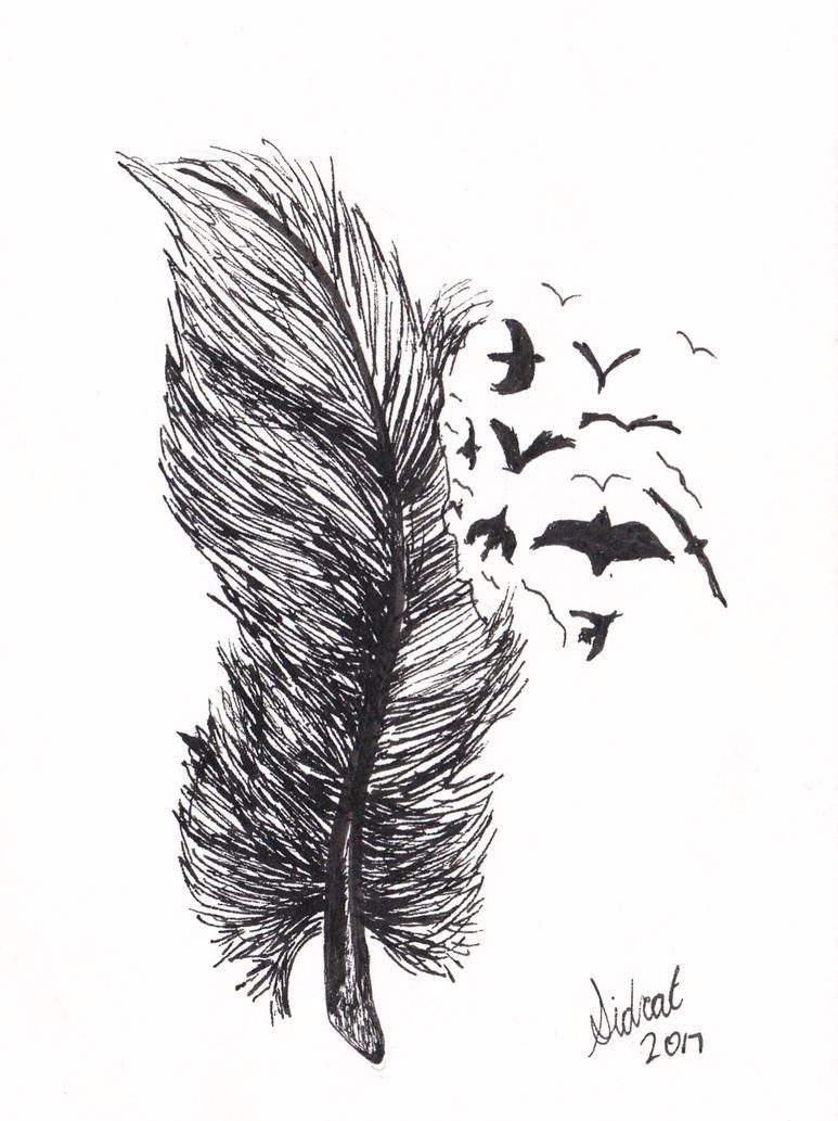 Memories Fading Away by Sidrat-Habib