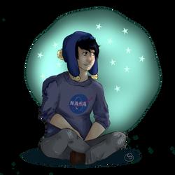 SpaceNerd by Drawing-Soul