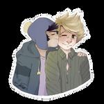 OTPchallenge day 6: Kissing