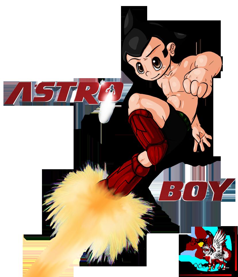 Astro Boy by Dragara
