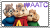 I Love AATC Stamp by Dragara