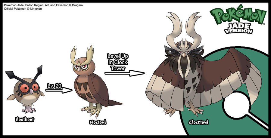 What Level Does Poochyena Evolve Hoothoot Line by Draga...
