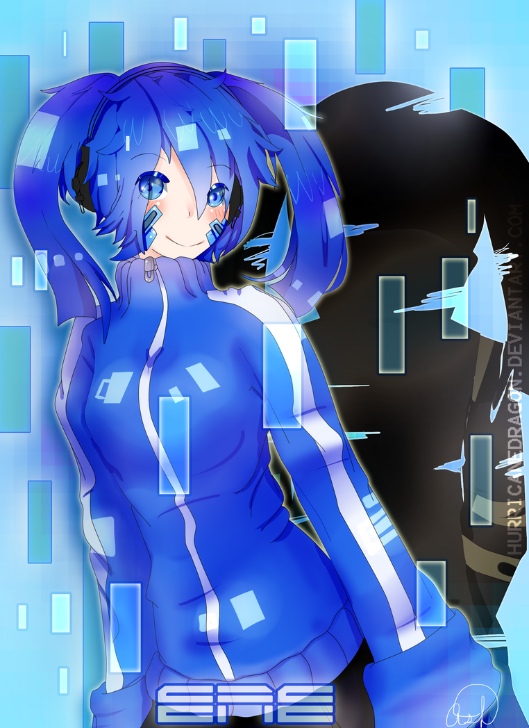 Ene by HurricaneDragon