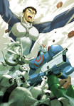 Getter Robo Go by Gobusawa
