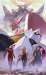 Getter Robo Armageddon  by Gobusawa