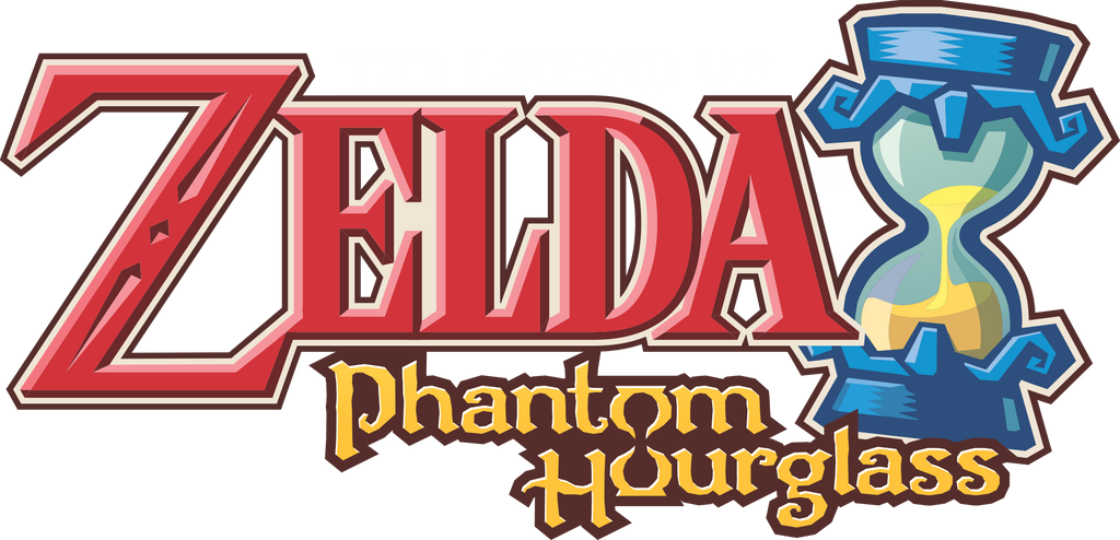 The Legend of Zelda: Phantom Hourglass vector logo by DreamCopter on