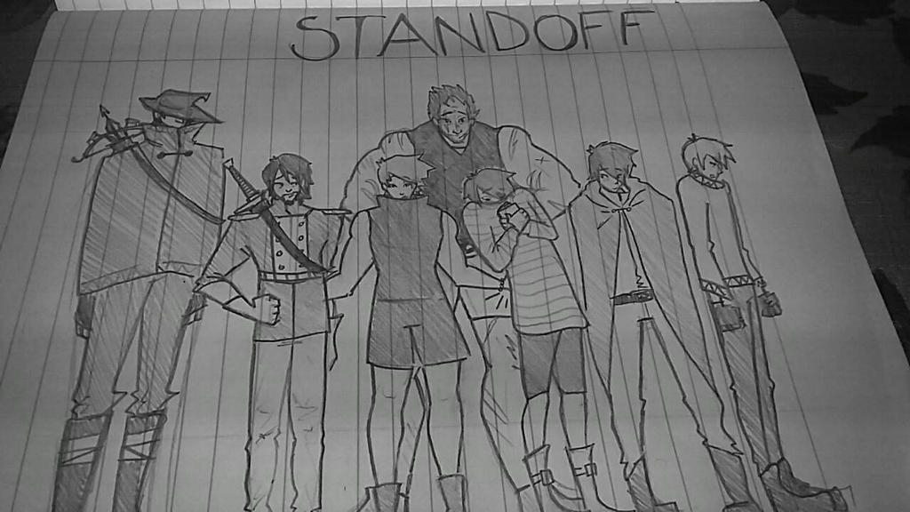 STANDOFF by quietyoufiend