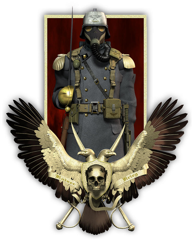 Death Korps of Krieg: Tribute by Howard-33