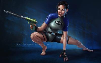 Classic Tomb Raider Sola Remake by LaraRobsGraves