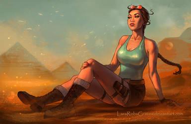 Lara by LaraRobsGraves
