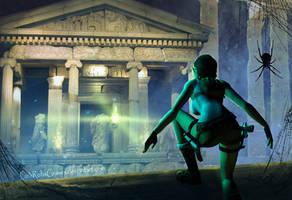 Tomb Raider - Hidden Greek Temple