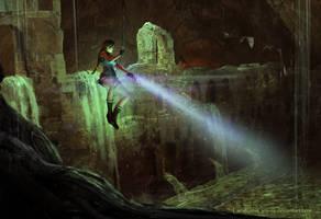 Tomb Raider - Crypt Descent