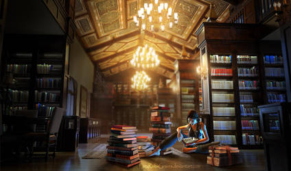 Tomb Raider - Library Research