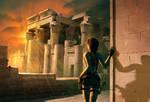 Tomb Raider - Egypt Arrival