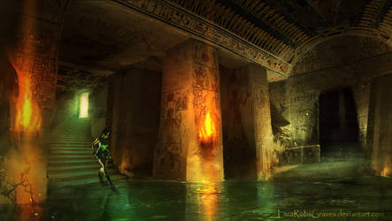 Tomb Raider - Tomb Descent by LaraRobsGraves