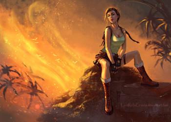 Classic Tomb Raider Egypt Remake by LaraRobsGraves