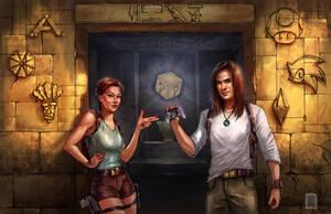 Commission: Tomb of Ash