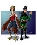 DU - Demona and Nitemare