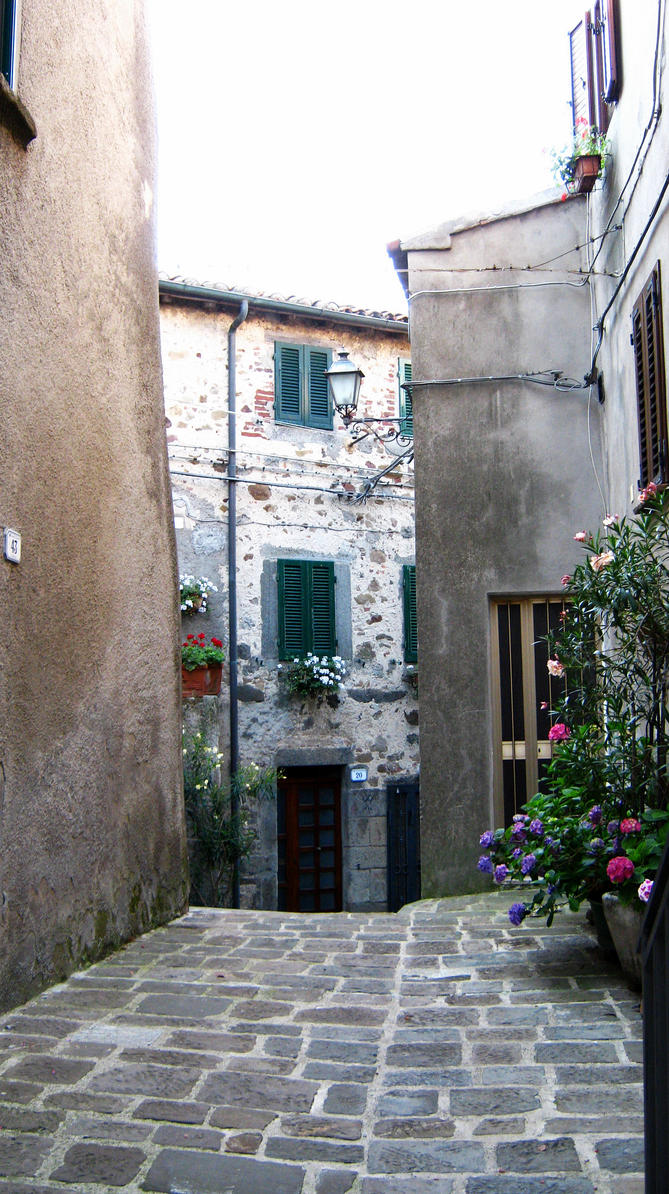 Street 1 by Andrei-Azanfirei