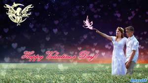 Happy Valentine's Day! by Andrei-Azanfirei