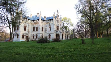 Sturdza castle (Miclauseni,Iasi),Romania by Andrei-Azanfirei