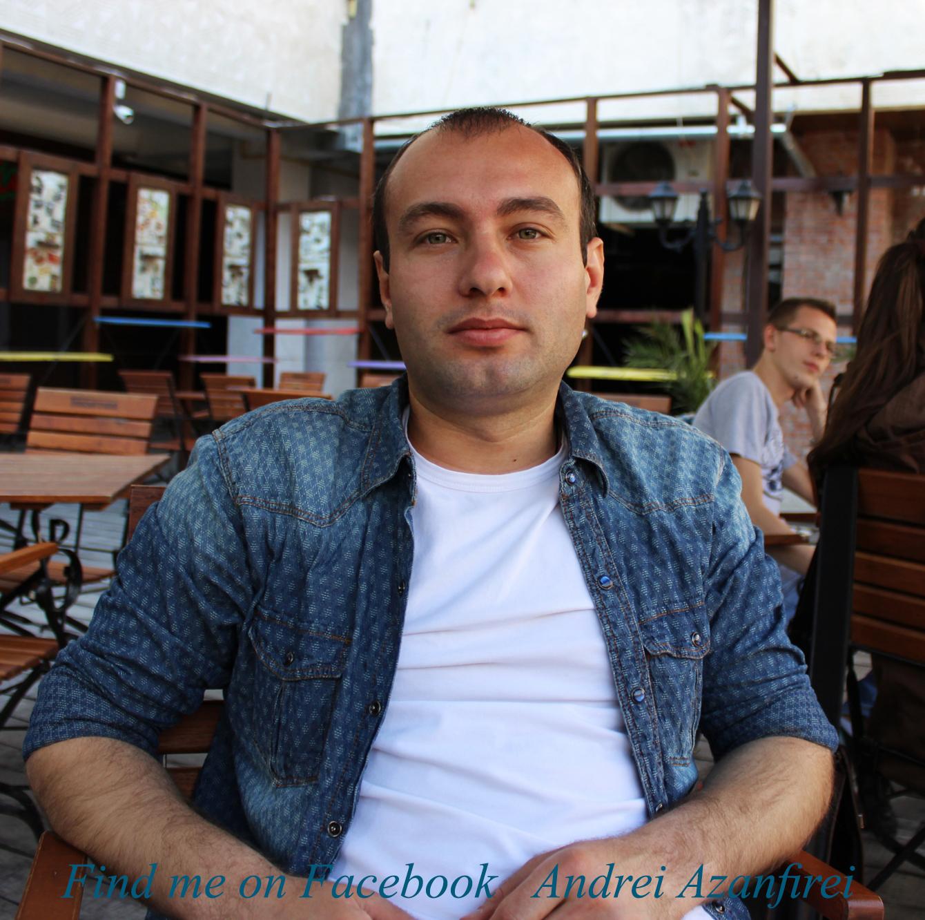 Andrei-Azanfirei's Profile Picture